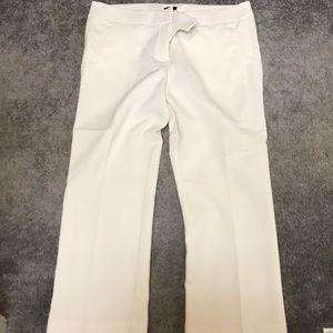 Loft dress pants ankle